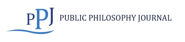 Public Philosophy Journal Logo